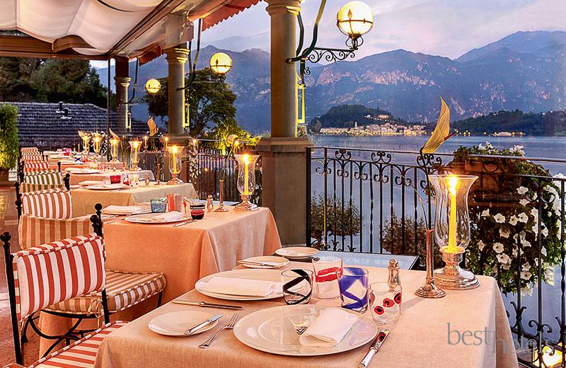 Grand Hotel Tremezzo Italy Tremezzinao Lac De Come