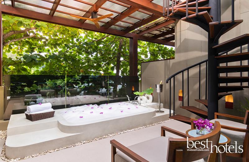 avista hideaway resort spa thailand phuket thebesthotels. Black Bedroom Furniture Sets. Home Design Ideas